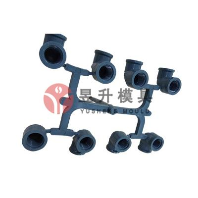 UPVC water supply pipe fitting mould