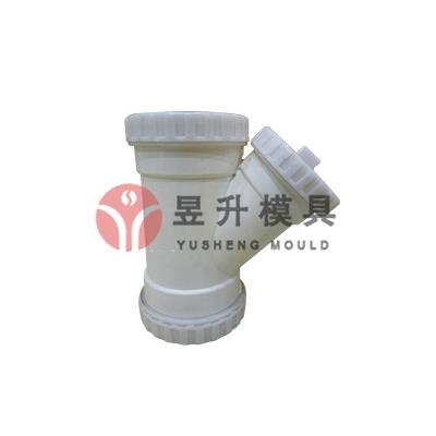 Y tee fitting mould