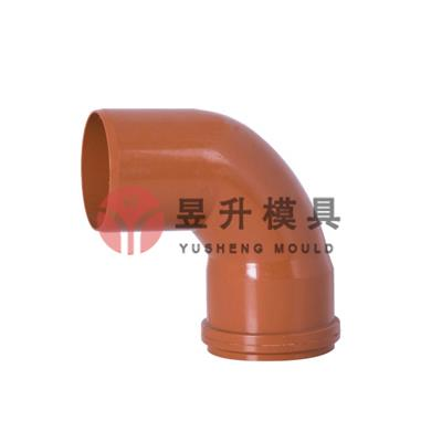 China 90° elbow mold
