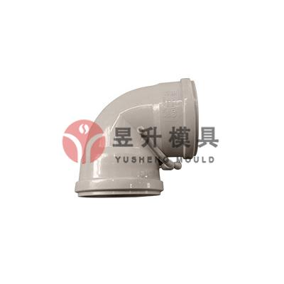 PP 90° elbow mold