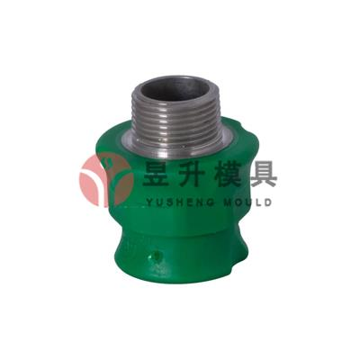Reducer fitting mold