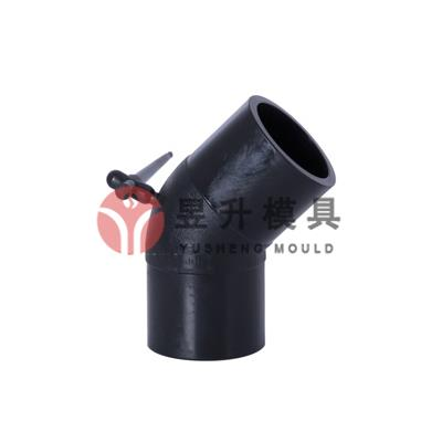 water supply 45 degree elbow mold