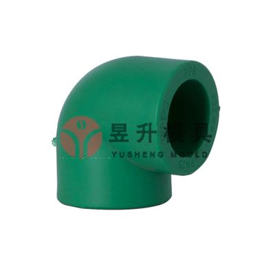 China PPR 90° elbow mold