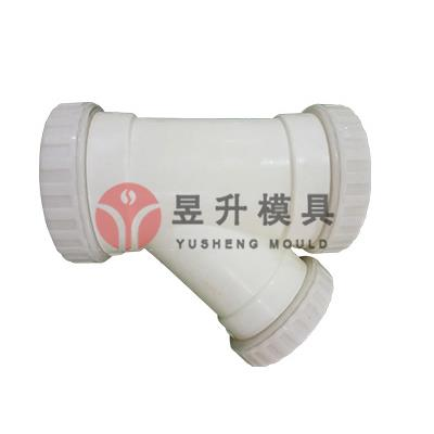 PP Wye tee pipe fitting mould