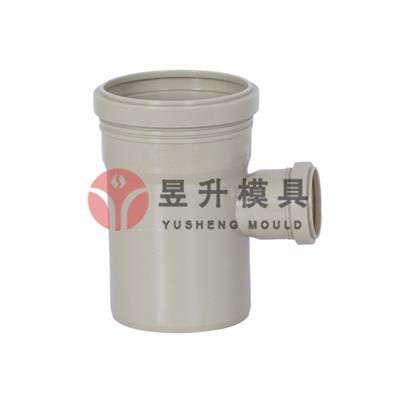 Plastic PPH pipe fitting mould