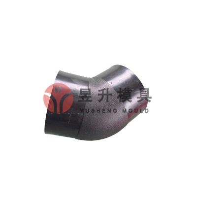 hdpe 45° elbow mold