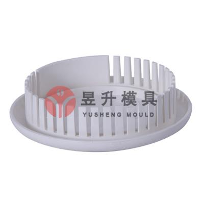 silence pipe fitting mould