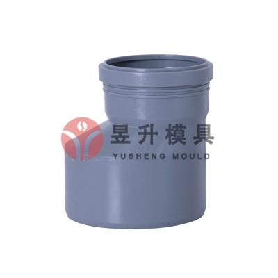 PPH pipe fitting mold