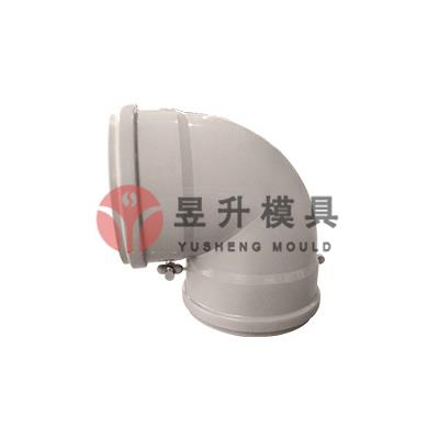 China PVC 90 degree elbow mold